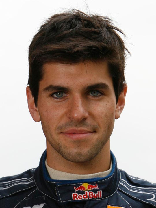 Mcz F1 Drivers Jaime Alguersuari